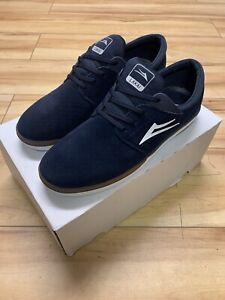 Lakai Navy White Gum Freemont Shoes - UK11 EU47