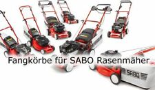 Sabo Fangkorb Fangsack komplett für Rasenmäher 47-Vario / 47-Economy SA522