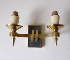 applique design 1950 vintage métal bronze années 50's 60 1950 guariche lunel