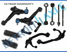 12pc Front Upper Lower Control Arm Set & Suspension Kit Dodge Nitro Jeep Liberty