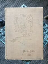 New ListingFairview High School yearbook 1919 Paw Paw, Fairview, West Virginia