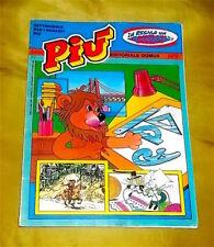 PIU' E IL SUO GIOCO N.4 SETTIMANALE EDITORIALE DOMUS '80