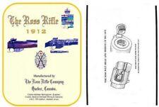 Ross 1912 Rifle Company Catalog