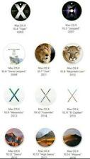 11 DVD DL OSX Bootable  10.4.→..→.→10.14