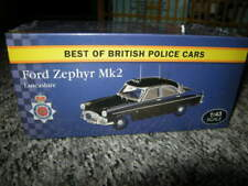 1:43 Vanguards/Atlas Ford Zephyr MK II Police Lancashire OVP