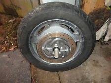 "Harley Touring OEM 16"" FRONT Wheel/Tire,04 Road King, Street Glide, Ultra"