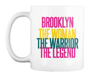 Brooklyn The Woman Warrior Gift Coffee Mug