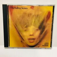 The Rolling Stones Goats Head Soup Produced By Jimmy Miller CBS CD Used Good