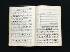Livre CARMEN GEORGES BIZET Partition CHANT et PIANO OPÉRA EN 4 ACTES Choudens