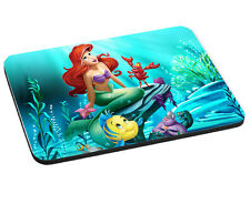 Disney Princess Ariel, Little Mermaid, Mouse Mat, Pad, 220mm x 180mm, 5mm Thick.
