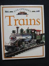Trains (Eye-Openers Series) [Sep 30, 1992] Royston, Angela; Stephen Oliver and..