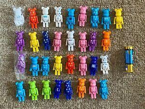 Bearbrick Medicom 50% x 33 mini figures