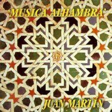 Musica Alhambra by Juan Martín (Guitar) (CD, Oct-2005, Flamencovision)