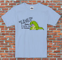 """RAWR means 'I love you' in Dinosaur"" Cute Quote T Shirt S-2XL"