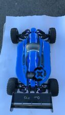 Exceed RC Forza .18 Engine RTR Nitro Gas Powered RC Buggy Car Baha BLUE - USED