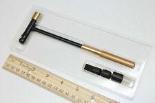 "Interchangeable Multi Head Hammer 6 in 1 7½"" Gunsmithing jewelry machining"
