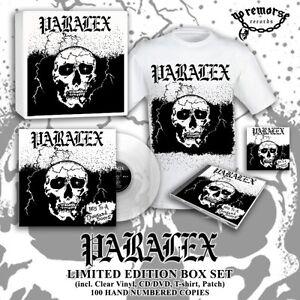PARALEX - Key to a Thousand Doors Box Set (LIM.100 BOX*NWOBHM*LP+CD+SHIRT+PATCH)