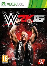WWE 2K16 (Xbox 360) Excellent - 1st Class Delivery