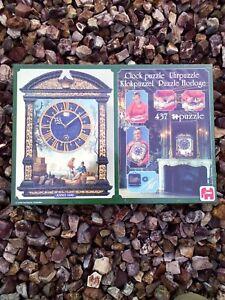 Clock Jigsaw Puzzle  JUMBO #1798