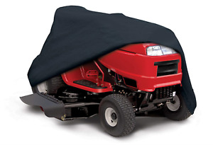 """Classic Accessories Lawn Tractor Cover, Up to 54"""" Decks"""