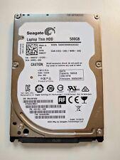 "NEW Seagate 500GB Laptop Hard Drive 2.5"" 7200RPM SATAIII ST500LM021"