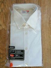NEW Collar Size 14.5 (37cm) Cream Shirt By St. Michael... Free P&P!