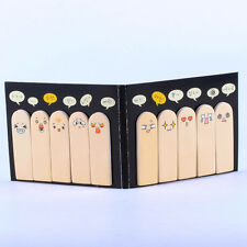 Pretty 200 Pages Ten Fingers Sticker Post It Bookmark Flags Memo  Notes pads