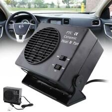 12Volt Ceramic Car Auto Van Fan Heater Warmer Window Defroster Demister 150/300W