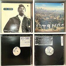 Dr. Dre Vinyl Record Lot #56 Hip Hop Westside Ice Cube