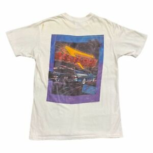 In-N-Out Burger Southern California Tshirt   Vintage 90s Fast Food Restaurant