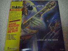 BERNIE MARSDEN-Look At Me Now Japan 1st.Press w/OBI Whitesnake Babe Ruth