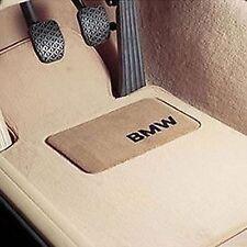 BMW 3 Series XI ONLY OEM Carpet Floor Mats BEIGE 2006-2011 SET OF 4  82112293528