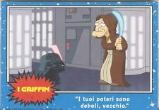 Family Guy Star Wars A New Hope DVD Release Promo Card Set Italian