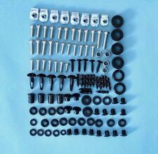 Stainless Steel Fairing Bolt Kit Body Bolt Washer For Suzuki GSX-R 600 750 04-05