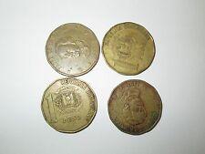 Vtg Old Dominican Republic Coin Lot Set 1990s Collection Peso Padre De La Patria