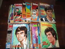 L'INTREPIDO ANNATA COMPLETA ANNO 1973 1/52 CONDIZIONI EDICOLA CON POSTER