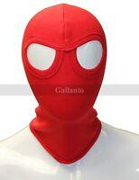Red Eye Style Motorcycle Biker Cotton Balaclava Facemask Ski Mask