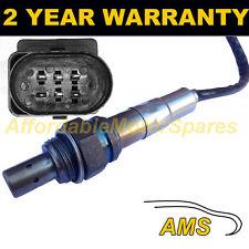ANTERIORE 5 FILI A BANDA LARGA Ossigeno Sensore Lambda o2 per Audi TT 1.8 T + QUATTRO 00-06