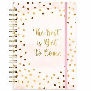 Eono by Amazon - Eono Diary 2021, A5 Week to View Planner, 2021 & 2022 Calendars