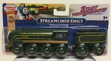 Thomas & Friends Wooden Railway Streamlined Emily , NEW