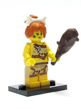 Lego Cave Woman Series 5 Collectible Minifigure Set 8805 NEW