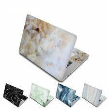 Laptop Sticker Marble Design Vinyl For 15 And 17 Inches Laptop Cover Decal Cases