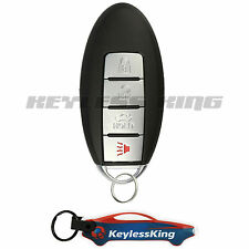 Replacement Car Remote Key Fob Keyless Entry for 2013 2014 2015 Nissan Altima