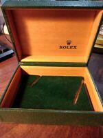 Vintage ROLEX Box 10.00.01 SUBMARINER DAYTONA GMT MASTER Boîte Caja Scatola BOX