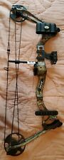 Bear Apprentice 2 Compound Bow-DL 22 PW 60 SL 48 3/8 BCL 28 3/4 Adjustable 20-60