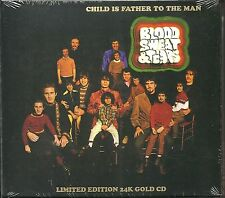 Blood,Sweat & Tears Child Is Father To The Man 24 KT Gold CD Impex Neu OVP Seale