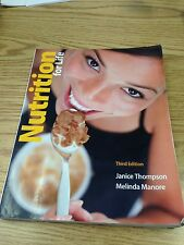 Nutrition for Life by Janice Thompson and Melinda Manore (2012, Paperback,...