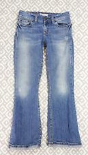 Womens BKE Denim Culture Stretch Medium Blue Jeans The Buckle Size 27 X 28 27S
