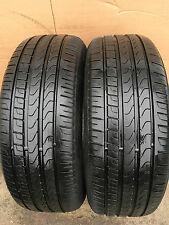 2 x Pirelli 225/60R17 Cinturato P7 * BMW Kennung DOT4414 7mm TOP