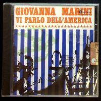 Giovanna Marini - Vi Parlo Dell'America (SIGILLATO) - Bravo - CD CD004041